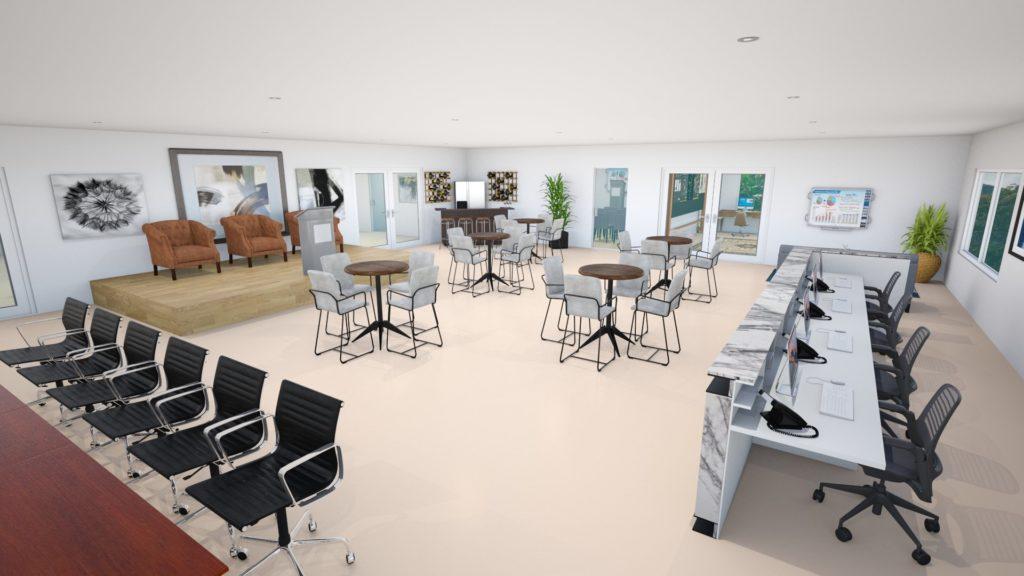 Community Centre The Agent Lounge