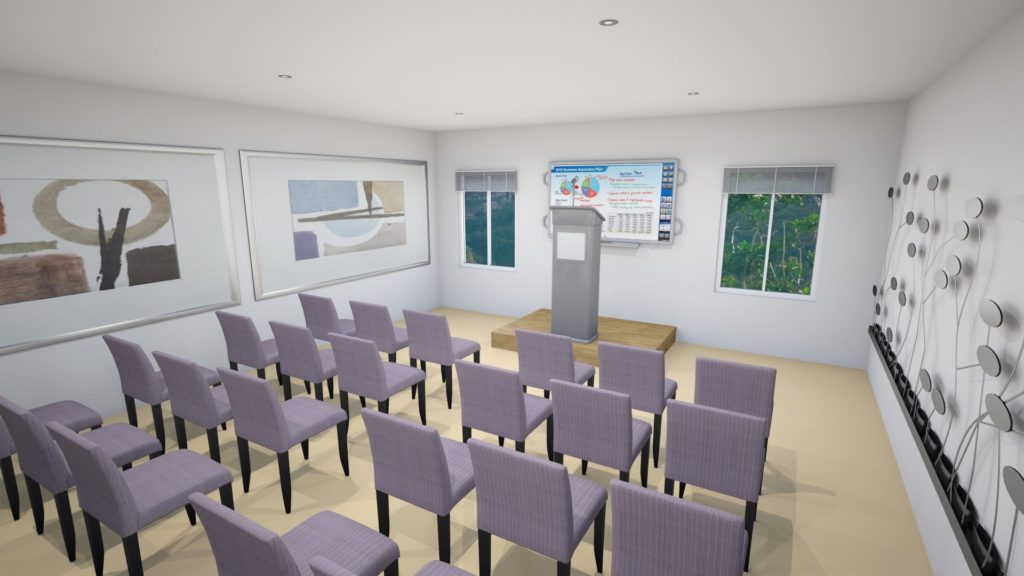 Training Room The Agent Lounge