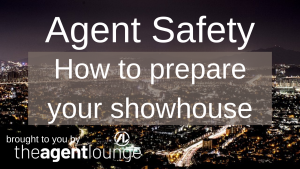 Showhouse safety